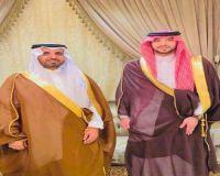 عقد قران الشاب محمد عبدالله المحسن