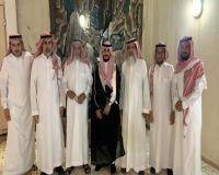 عقد قران الشاب علي عبدالرحمن آل علي
